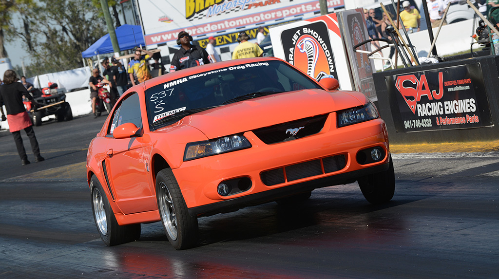 TREMEC Customer Spotlight – Jeff Smith and his 2004 Cobra Mustang