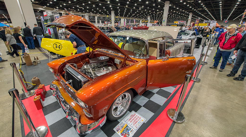 TREMEC Equipped Cars at the 2017 Detroit AutoRama