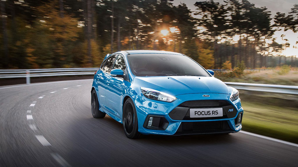 Manual-Transmission-2017-Ford-Focus-RS