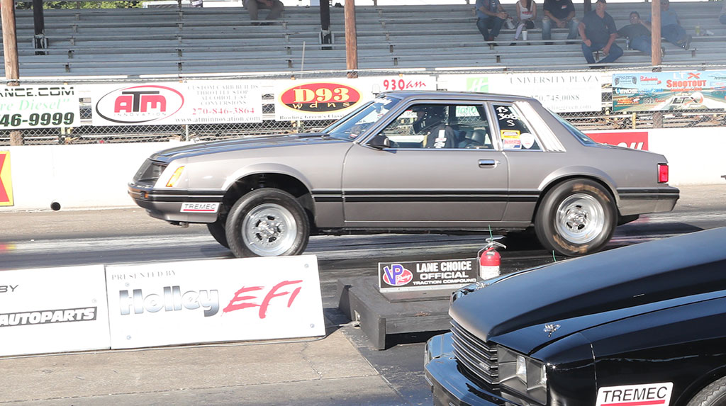 TREMEC Stick Shift Shootout Winner is a Coyote in Sheep's Clothing