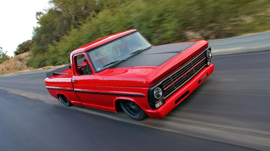 TREMEC Customer Spotlight – The Goodguys 2019 GRT-100 Giveaway Truck