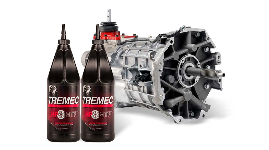 Which Transmission Fluid Should Be Used in Your TREMEC Transmission?