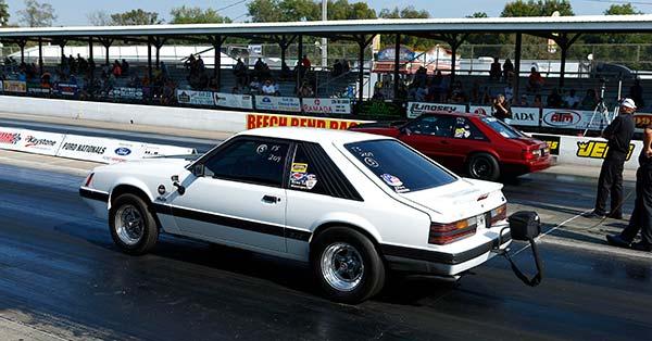 Mike Niehaus 1986 Mustang GT