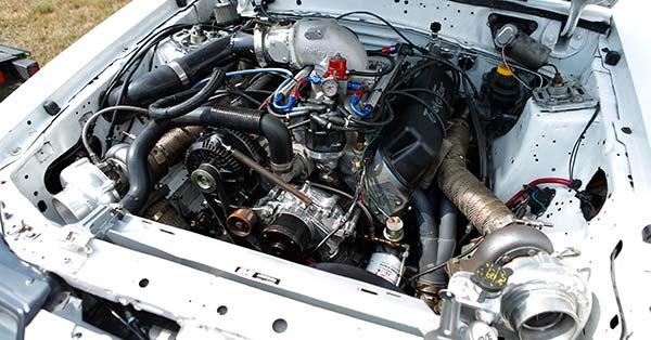 Mike Niehaus 1986 Mustang GT  1