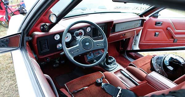 Mike Niehaus 1986 Mustang GT  3