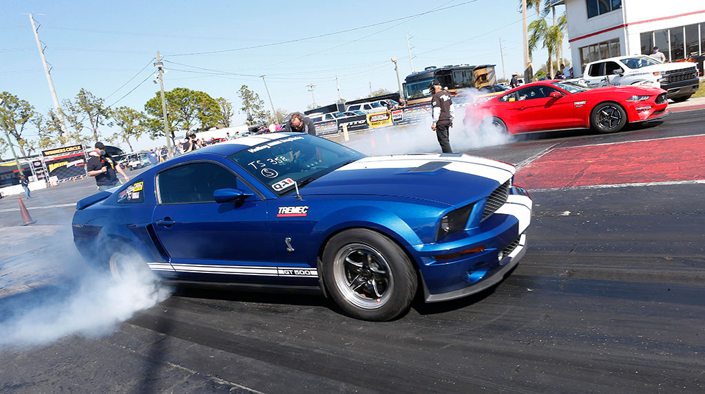 TREMEC Stick Shift Shootout Storms the Nitto Tire NMRA Spring Break Shootout