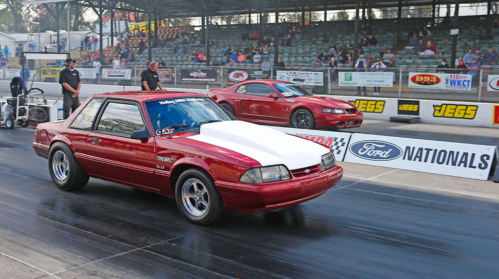 Tim Casto Wins His First Ever TREMEC Stick Shift Shootout