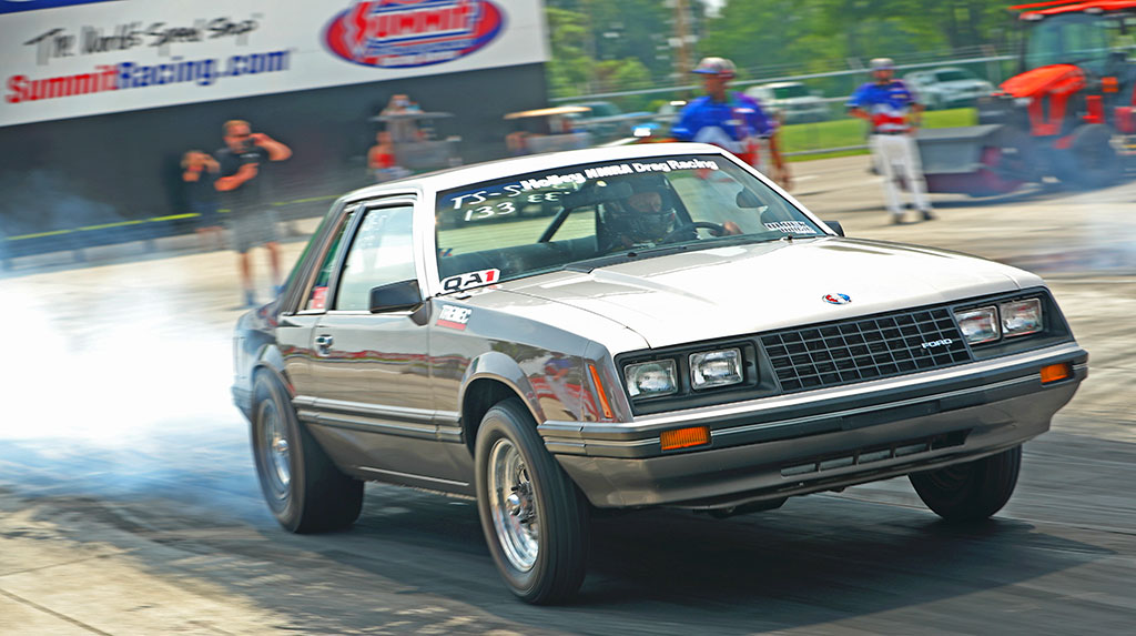 An Inside Look at Jeff McCool's TREMEC Stick Shift Winning 1981 Ford Mustang